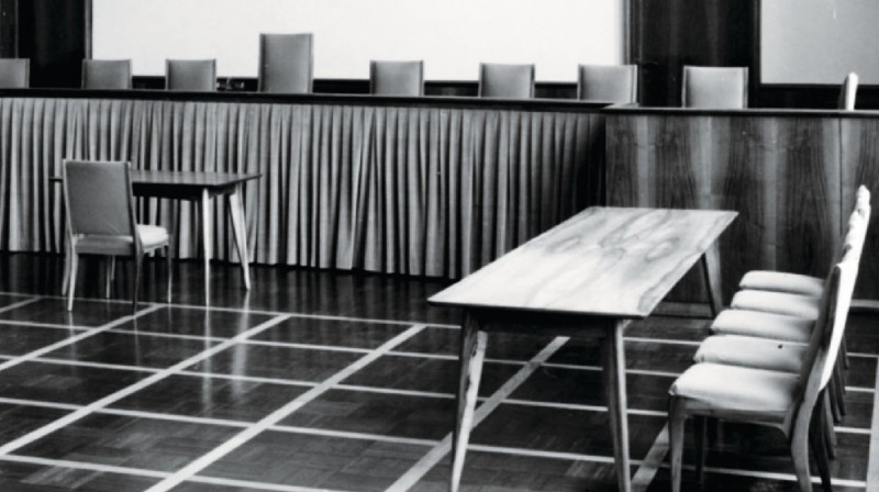 Ursula Krechel: Landgericht