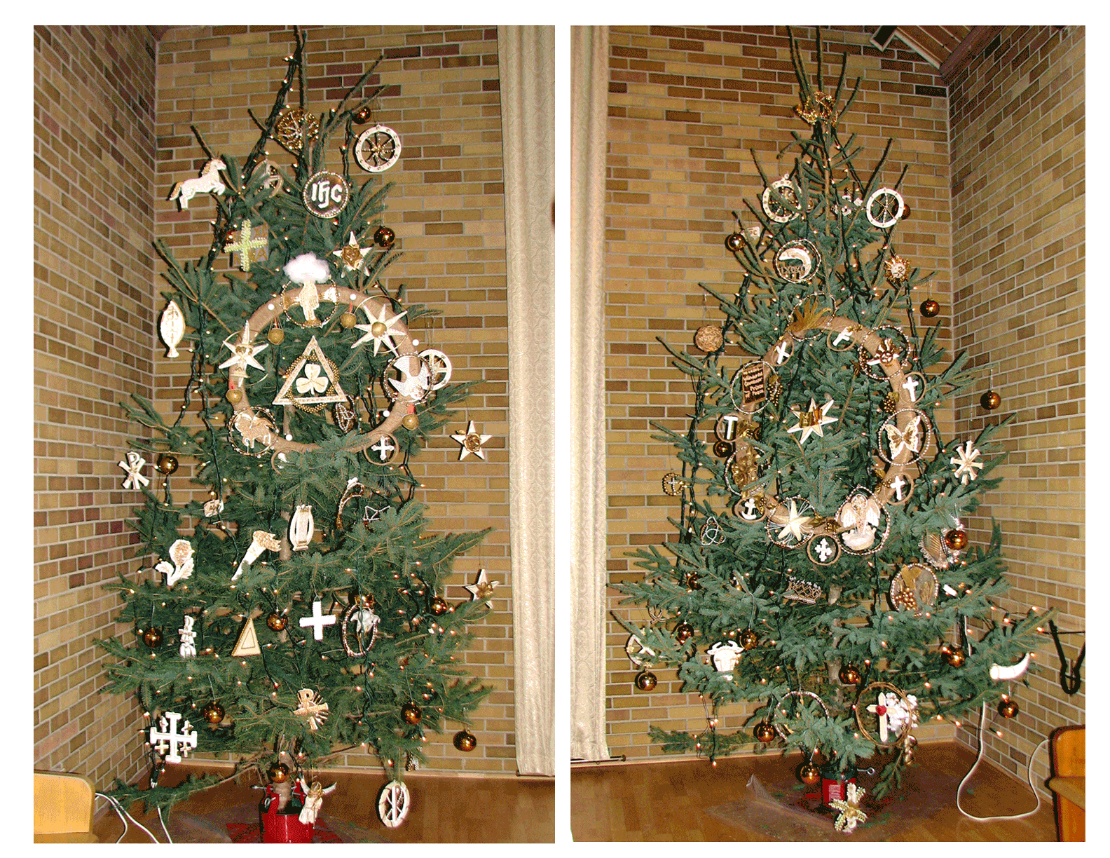 Chrismons – English Style Of Christmas Decorations