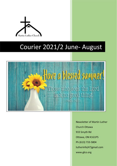 Courier 2021/2 June-August